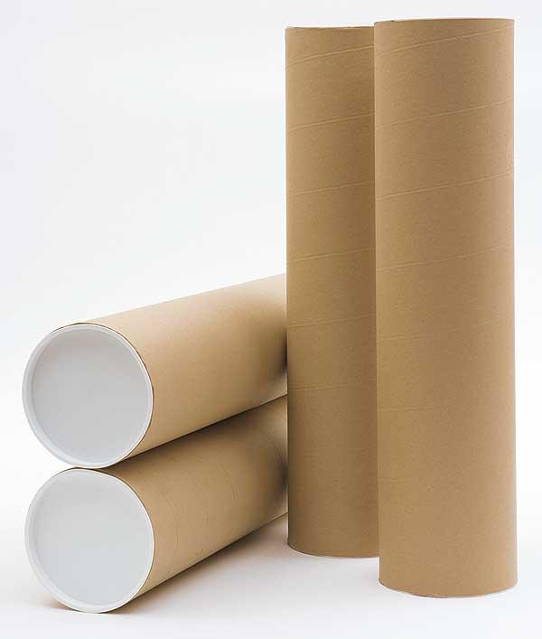 Как сделать тубус для бумаги